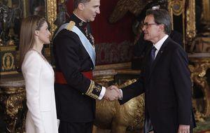 Las razones de Artur Mas para querer verse con el nuevo Rey