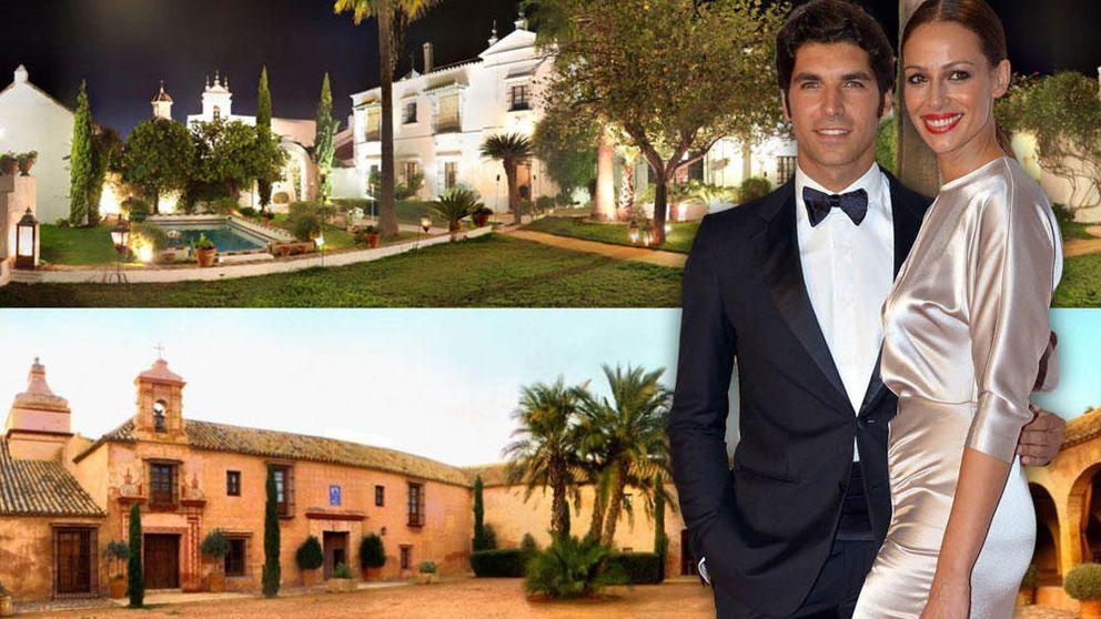En busca de la finca donde se celebrará la boda de Eva González y Cayetano
