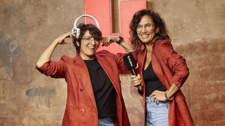 Silvia Abril y Toni Acosta: Al reírnos de nosotras mismas nos permitimos hacerlo de todo