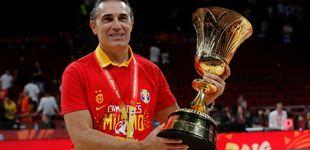 Post de El oro de Sergio Scariolo: su obra maestra con la Selección española