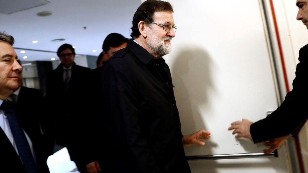 Rajoy promete subir más las pensiones si continúa la recuperación económica