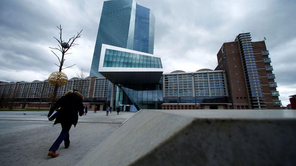 Foto: El Banco Central Europeo es el organismo que controla la política monetaria de Europa (Reuters)