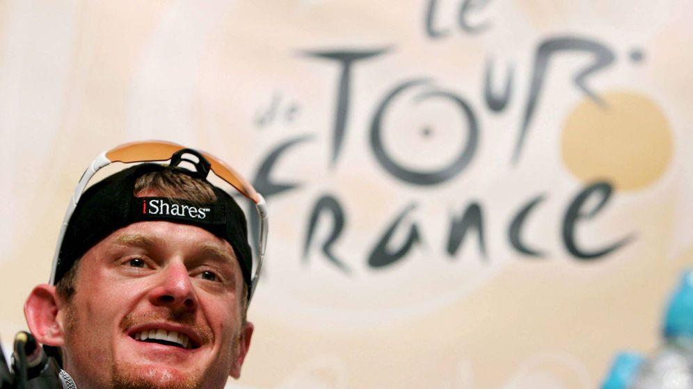 Foto: Floyd Landis busca volver al ciclismo, ahora con su propio equipo. (EFE)