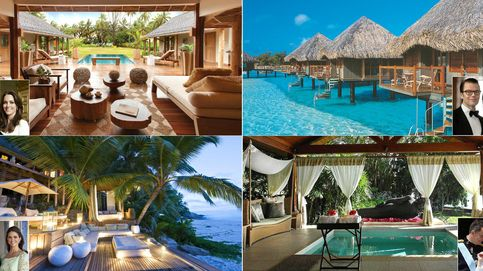 Seychelles, Tahití o Fiji: los destinos de los 'royals' en su luna de miel