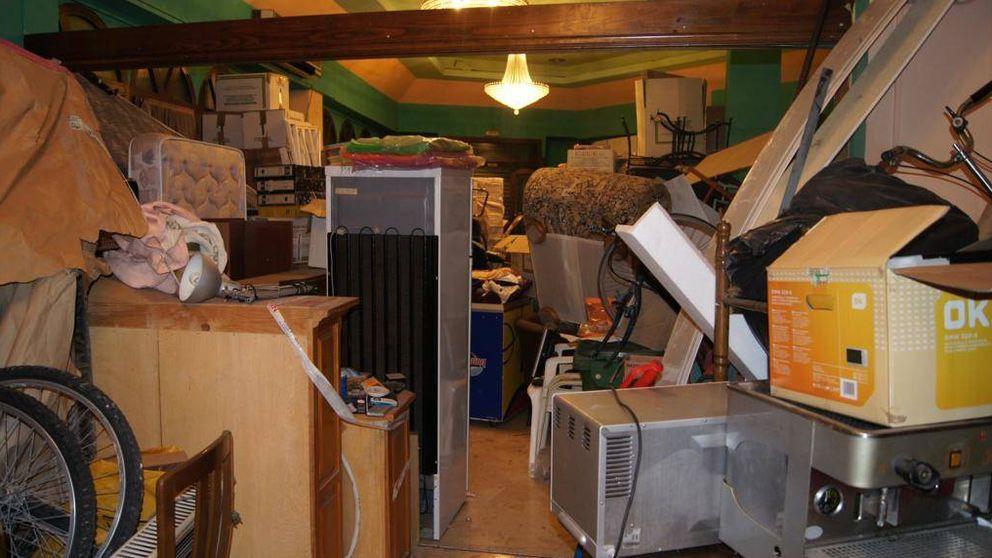 Francisco, el porteador que chantajea a sus clientes secuestrando sus muebles