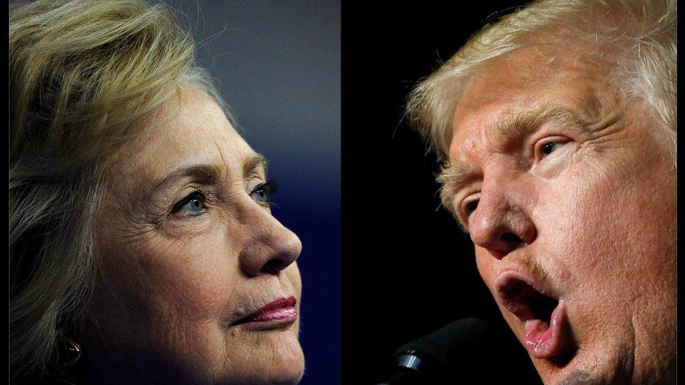 El debate entre Trump y Clinton, en directo