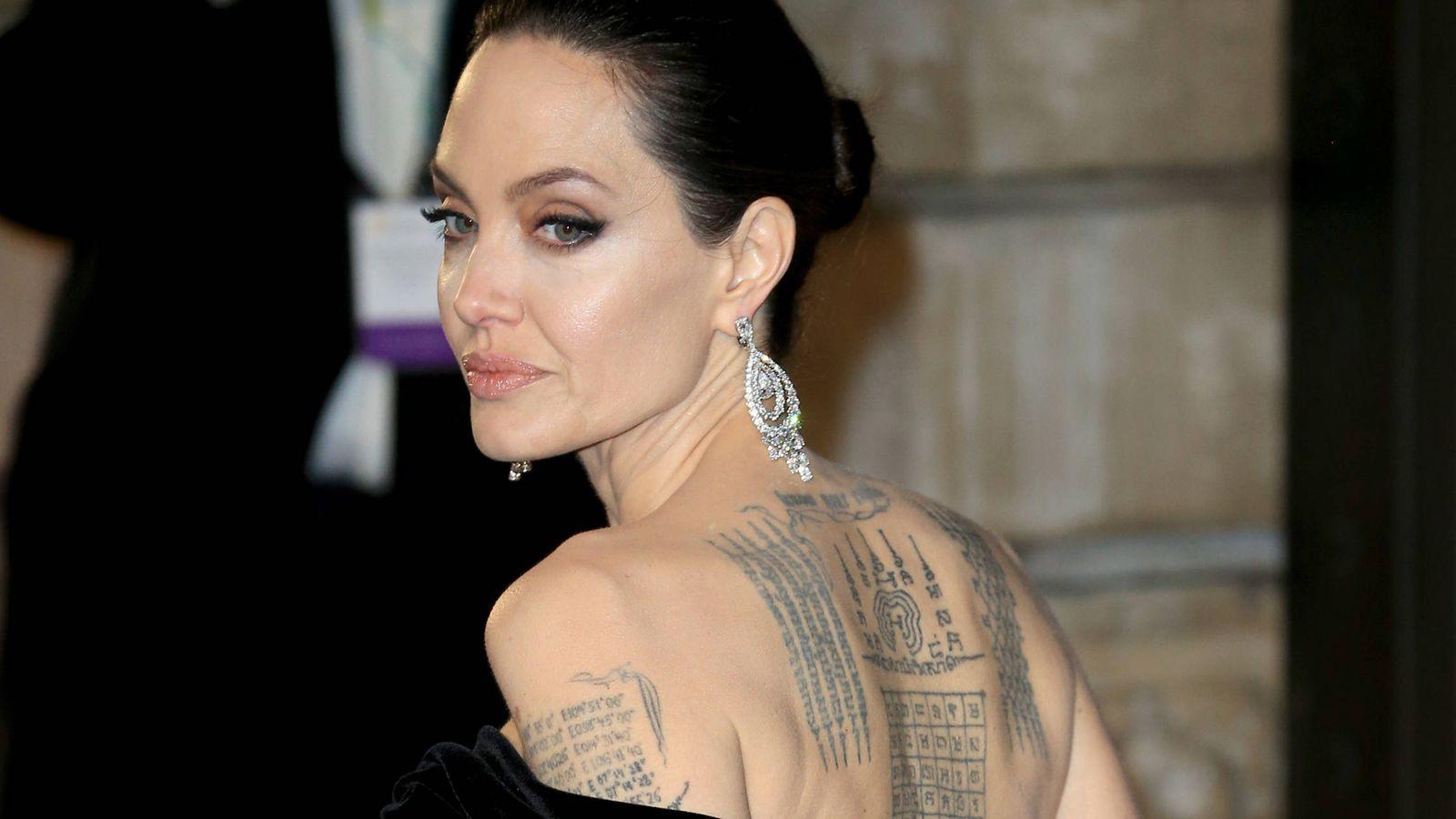 Foto: La actriz Angelina Jolie en una imagen de archivo. (Gtres)