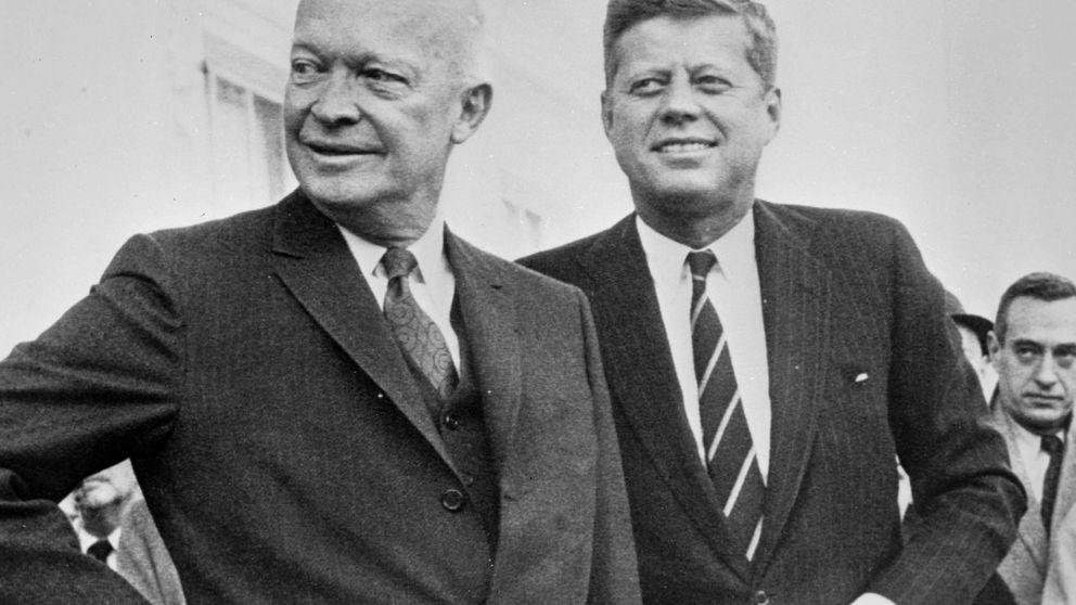 Tres días de enero: la advertencia que Eisenhower hizo a Kennedy