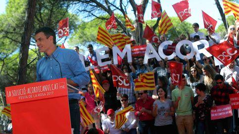 Cataluña relanza a Sánchez y al PSOE