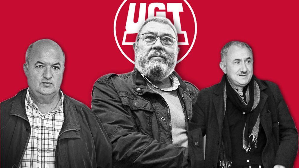 UGT se fractura: habrá dos candidatos para suceder a Cándido Méndez