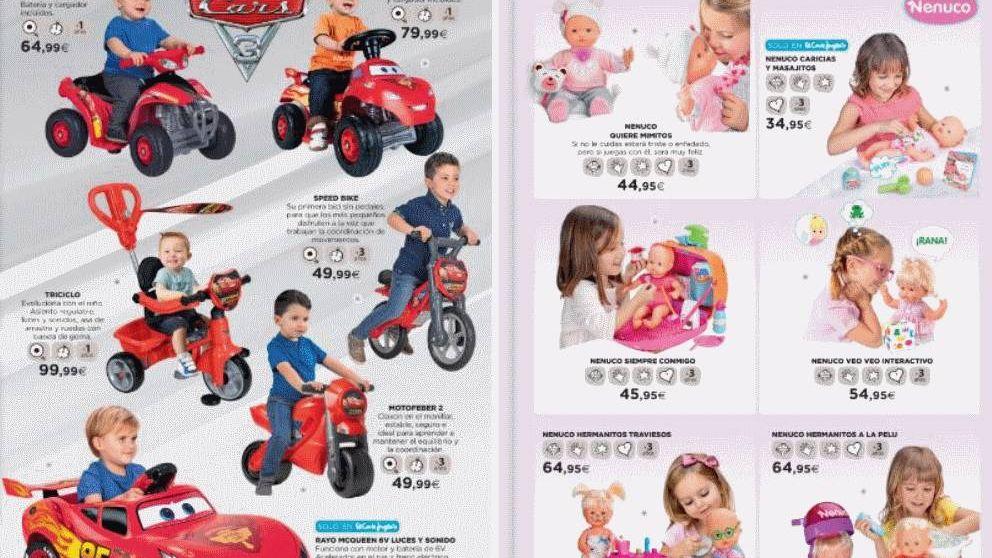Los catálogos de juguetes en Navidad son el nuevo 'Manual de la buena esposa'