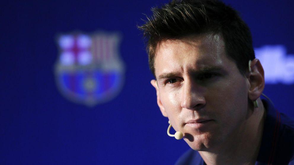 El día que Messi vació su taquilla porque tenía decidido irse del Barça