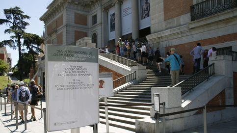 Echan a una pareja del Museo del Prado que se desnudó ante los cuadros de Adán y Eva