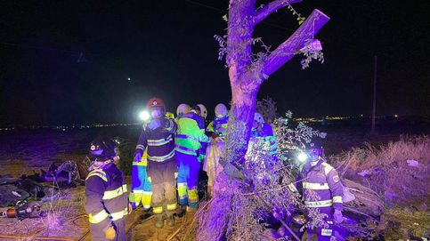 Un accidente de tráfico en Móstoles deja tres muertos (uno menor de edad) y dos personas a la fuga