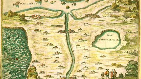 Los mapas del amor que dibujaron los intelectuales franceses