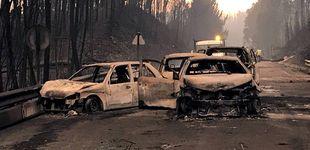 Post de Regreso a la 'zona cero' de los incendios de Portugal: