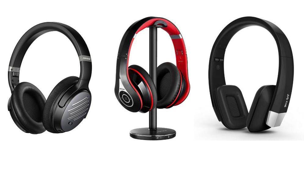 Foto: Disfruta del mejor sonido con auriculares inalámbricos para TV