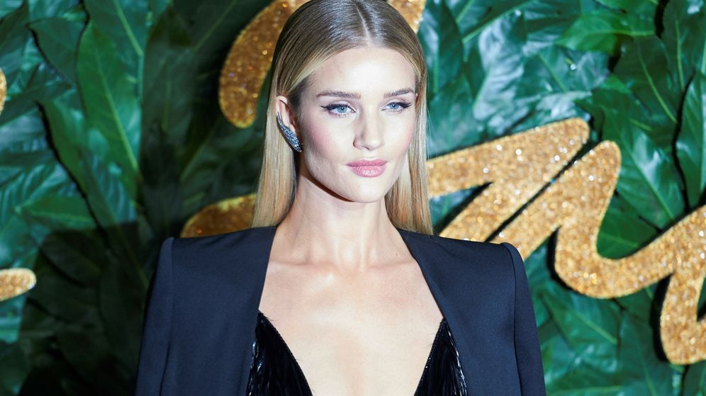 Foto: Rosie Huntington Whiteley. (EFE)