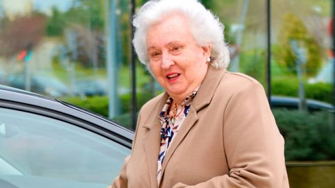 Muere la infanta Pilar, hermana del rey Juan Carlos, a los 83 años
