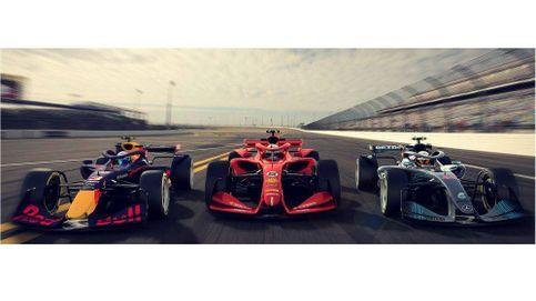 La emoción de los nuevos coches de F1: Van a ser desagradables de pilotar