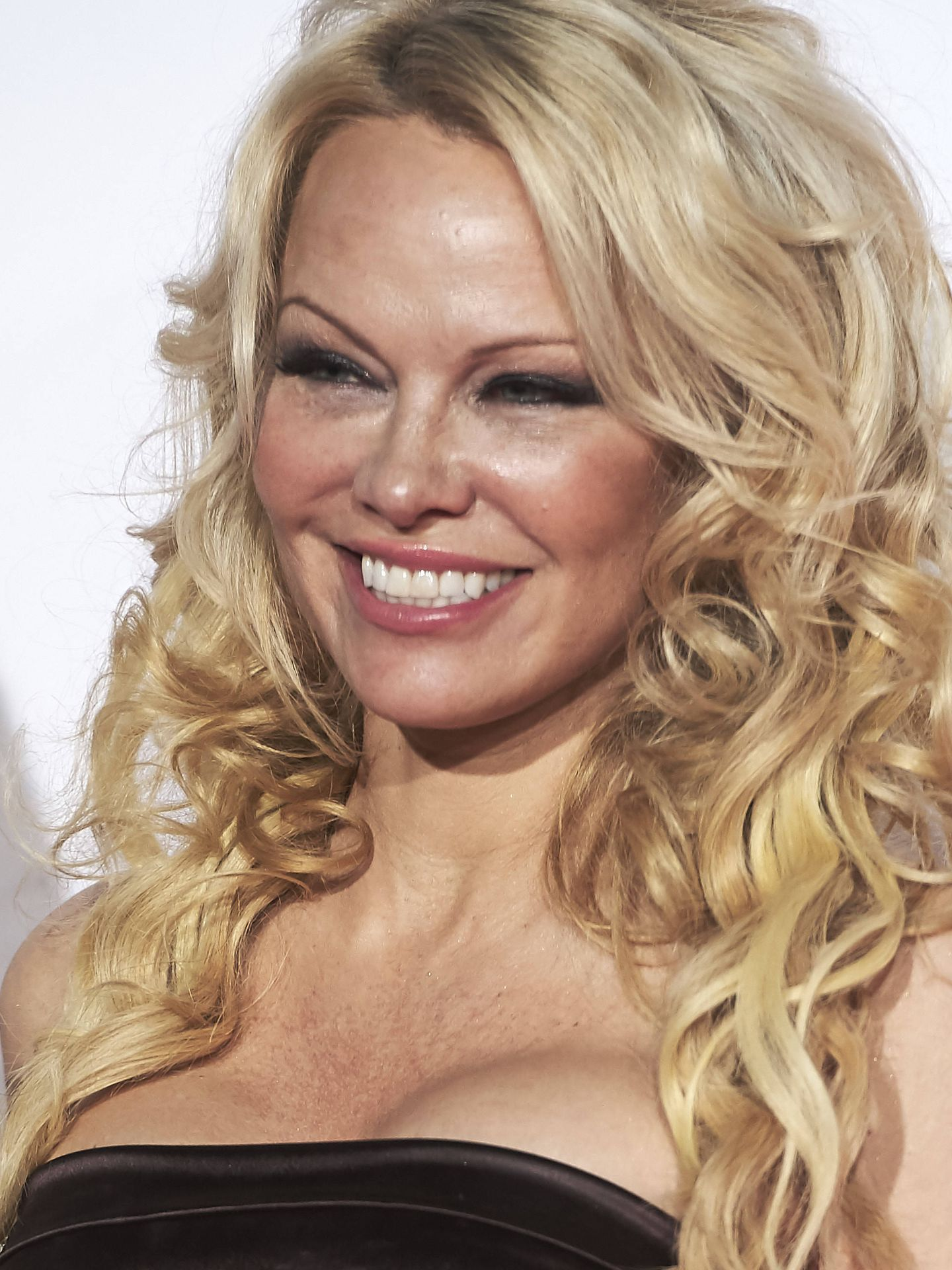 Pam Anderson. (Getty)