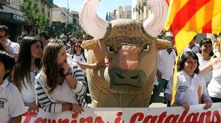 Soberanismo y toros o la ignorancia del refrán de no mezclar churras con merinas