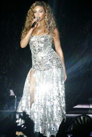 Beyoncé hizo vibrar al publico madrileño en su primera actuación en España