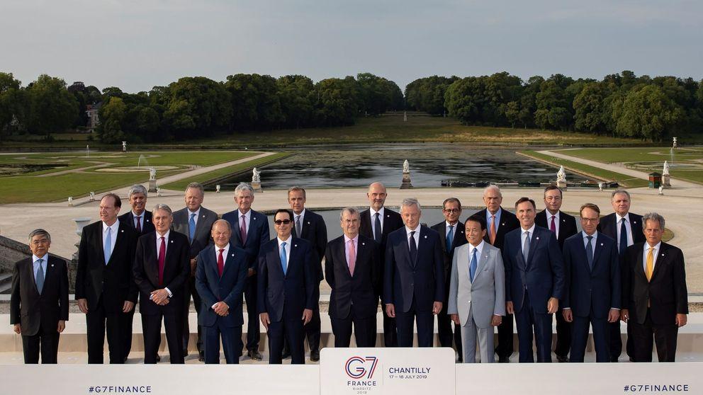 El G7 acuerda imponer una tasa fiscal para los gigantes digitales sin presencia en el país