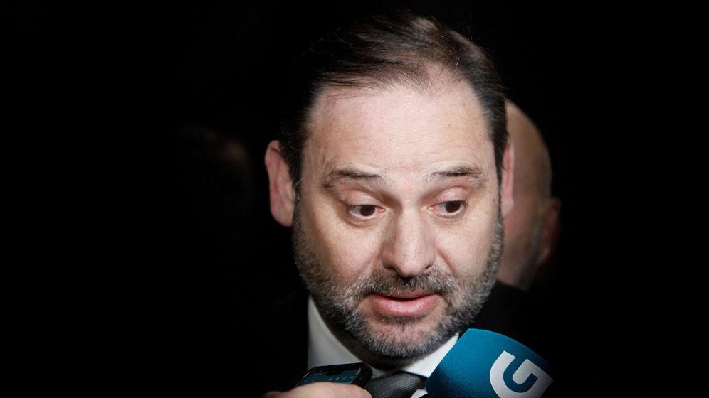 Foto: El ministro de Transportes, Movilidad y Agenda Urbana, José Luis Ábalos.