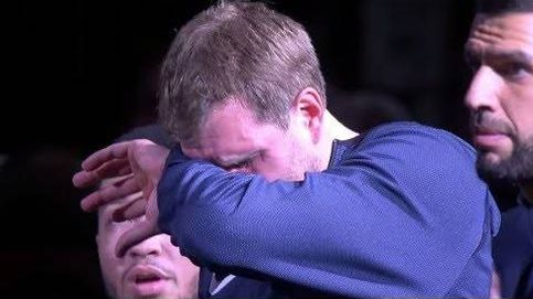 El emocionante homenaje del 'enemigo' a Nowitzki