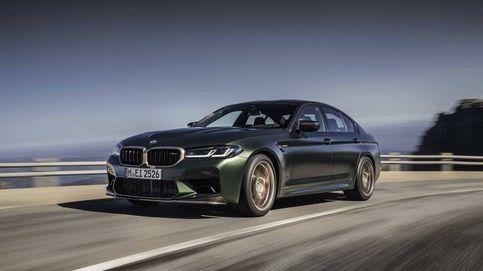 BMW M5 CS, una berlina de carreras por 207.300 euros