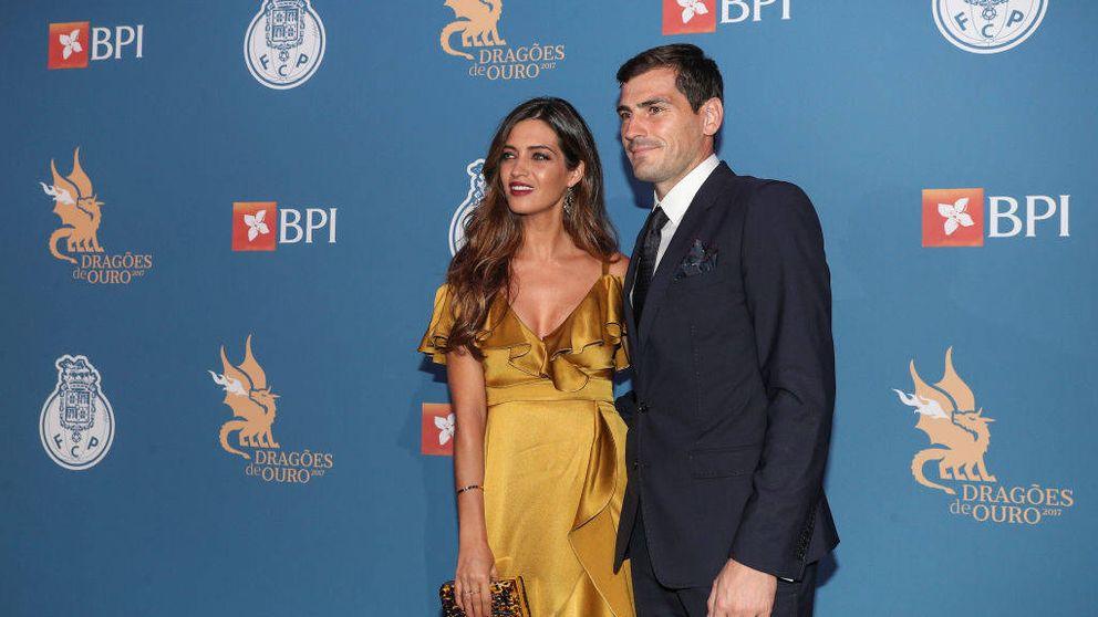 Iker Casillas y Sara Carbonero: la imagen tras el gran susto de la pareja más querida