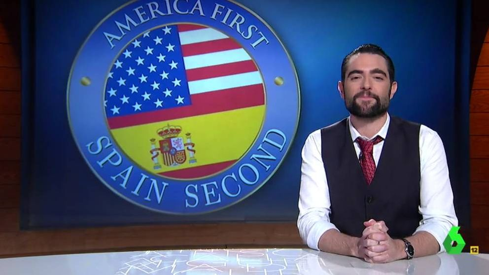 'El intermedio' lanza el vídeo definitivo para que Trump apoye a España