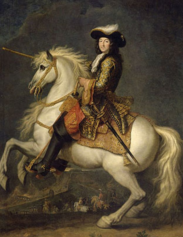 Foto: Versalles honra al Rey Sol