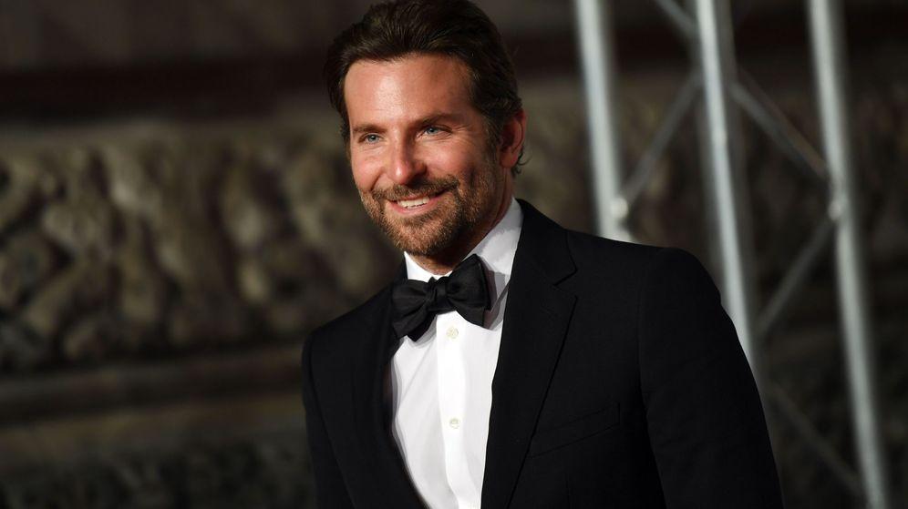 Foto: Cooper en los pasados Oscars.(EFE)