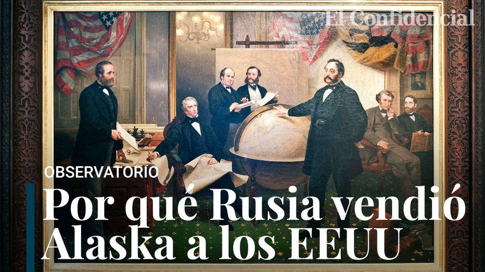 El peor negocio de la historia: por qué Rusia le vendió Alaska a EEUU