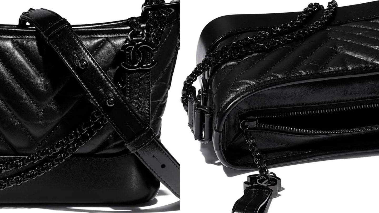 Bandolera acolchada de Chanel. (Cortesía)