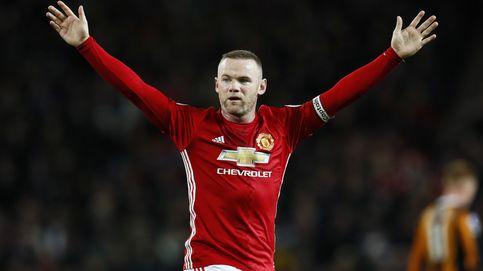 Rooney, con un pie fuera del Manchester United por 1 millón de euros a la semana