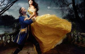 Leibovitz convierte a Penélope Cruz en una princesa Disney