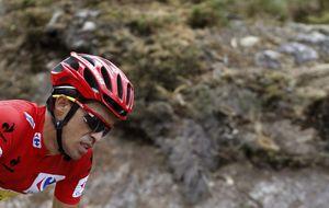 Contador se cae en Lombardía y deja a Valverde líder del ranking UCI