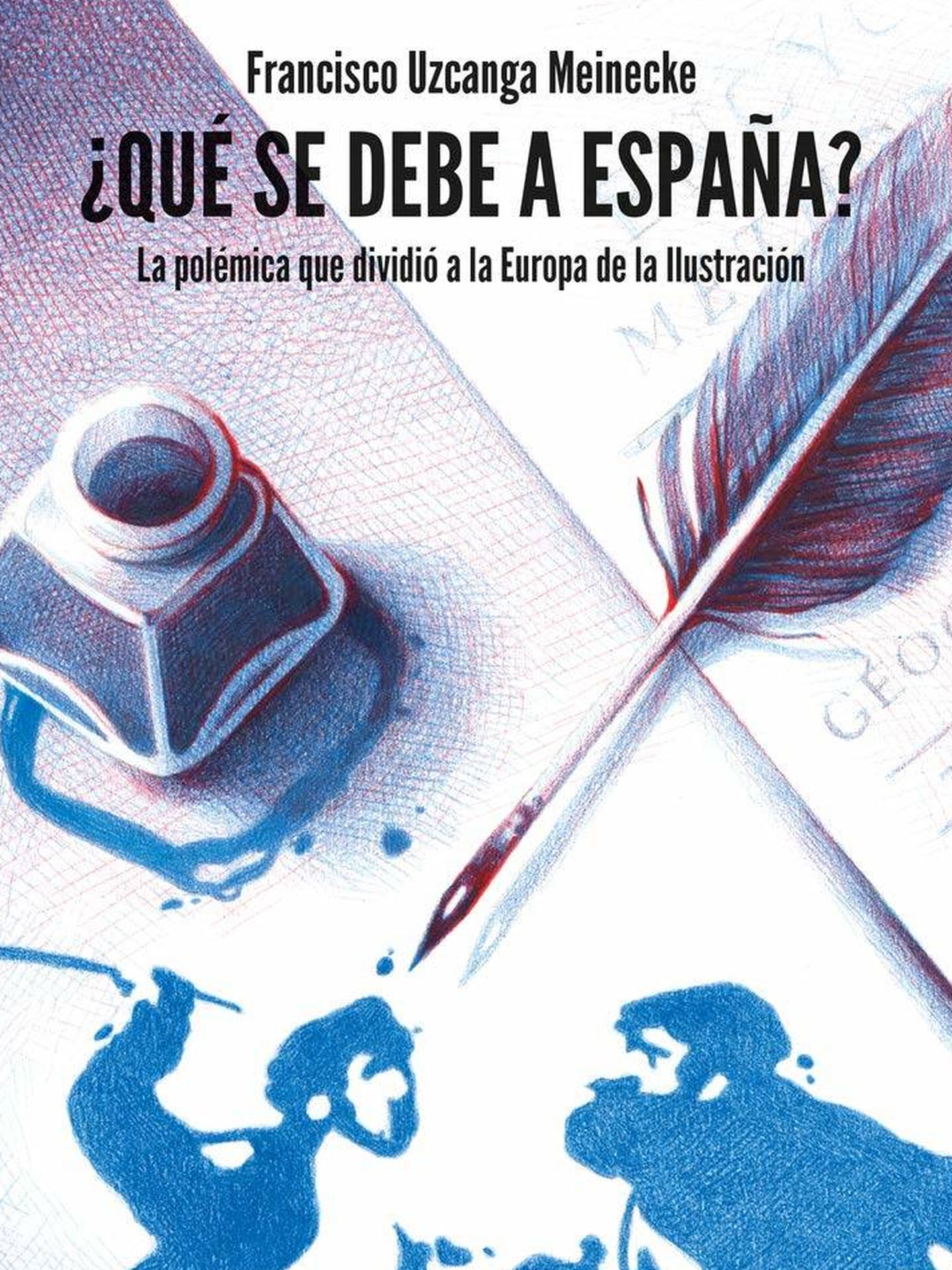 '¿Qué se debe a España?'. (Libros del KO)