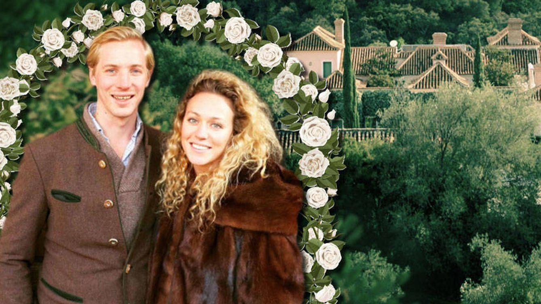 Todos los detalles de la 'boda real' de la familia ducal de Luxemburgo en Marbella