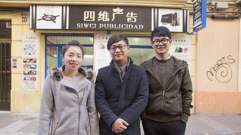 Piscifactorías urbanas y coches de lujo: el nuevo (y rico) Chinatown de Valencia