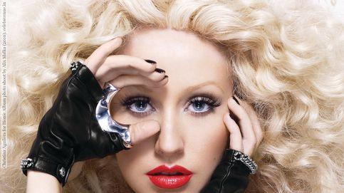 Instagram - Christina Aguilera se tiñe de morena y causa furor