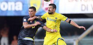 Post de El VAR y el Chievo frenan a Cristiano en su debut, pero no a la Juventus