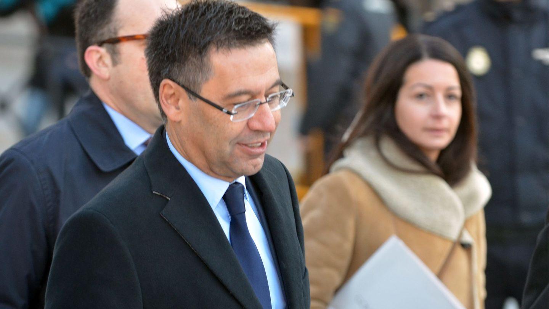 El presidente del Barça, Josep Maria Bartomeu. (CPress)