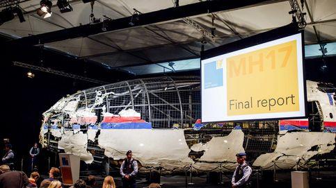 Confirman que el Malaysia Airlines MH17 fue derribado por un misil ruso