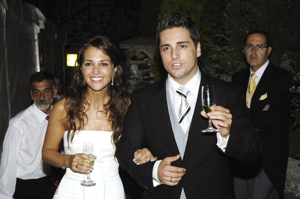 Foto: La pareja el día de su boda. (Gtres)
