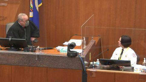 Presencié un asesinato: lágrimas y horror de los testigos en la segunda sesión del juicio de Floyd
