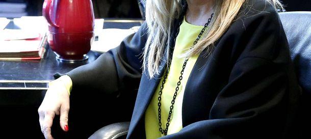 Foto: La delegada del Gobierno en Madrid, Cristina Cifuentes. (EFE)